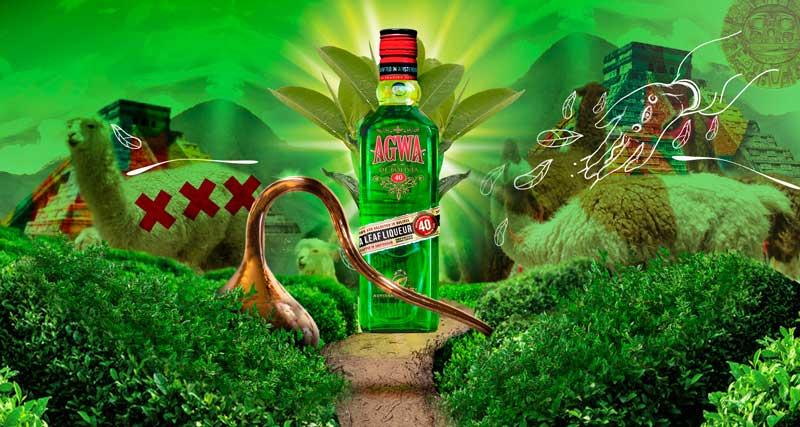 Coca leaf alcohol